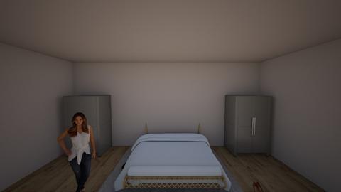 cutie - Modern - Bedroom  - by izabella spark