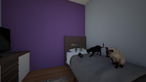 piesita - Modern - Living room - by jero1247