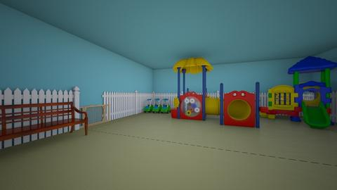 Ivy Lopresti 3Dplayground - Living room  - by ivy22222