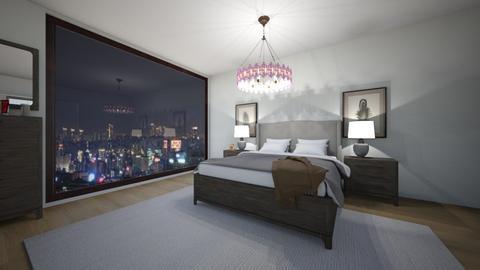q - Modern - Bedroom  - by hicran yeniay