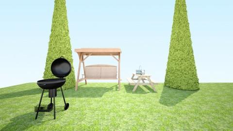 Garden - Eclectic - Garden  - by Wiki Kitty