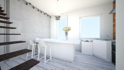 pro - Retro - Kitchen - by ewcia11115555