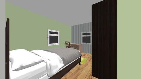 Prk Room Plan - Country - Bedroom  - by Ram Bahadur