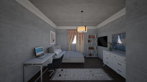 Aswium_Bedroom - Bedroom  - by sfurkan
