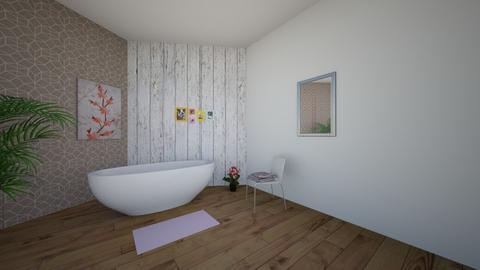 Eclectic bathroom - Eclectic - Bathroom  - by penouche