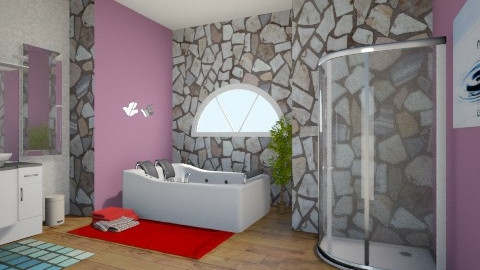 warmth  - Classic - Bathroom  - by Salma Elsheikh