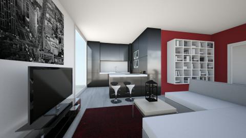 dommmys1 - Living room - by jankajanuskazapotocna