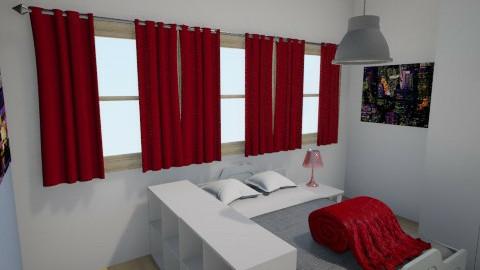 zertsj - Bedroom - by Kataszabo