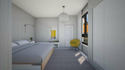 Fresh Mornings - Modern - Bedroom  - by Maria Esteves de Oliveira