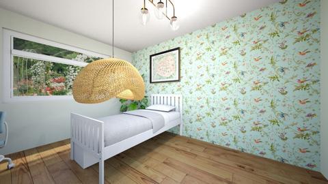 Amalka 1 - Kids room  - by Anet ka