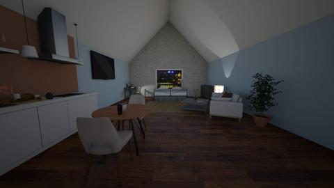 loft apartment - by southern gal 13