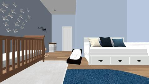 Design a Nursery Room  - Kids room  - by Saraney2