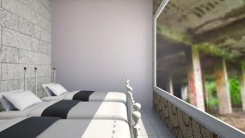 ASRAMA - Vintage - Bedroom  - by Yna_myeqa