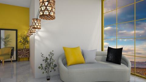 Bella - Living room  - by Meghan White