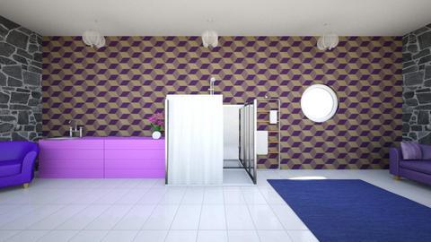 yitzy age 10 - Bathroom  - by yitzy2010