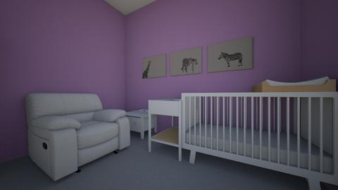 Nursery - Kids room  - by its_avarbs123