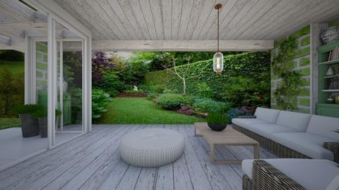 Jardim - Garden  - by rosanebpf