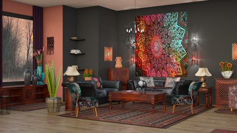 Desigual_The Style - Living room - by ZsuzsannaCs