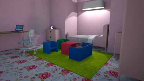 kid room - Kids room  - by Sofia and kiki