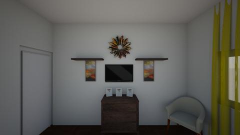 BED - Bedroom - by Gusfp