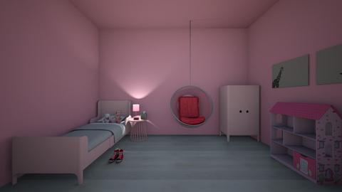 du pink room - Kids room  - by OferneH