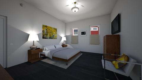 mathew Lafrenz 2 - Modern - Bedroom  - by lafrenm20