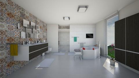 Bathroom Ika - Glamour - by Annathea