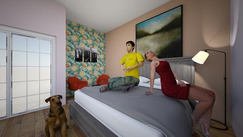 trial1 - Bedroom  - by Adidpl