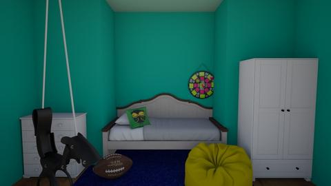 Gender Neutral Kids Room - Kids room  - by KatieOfTheCats