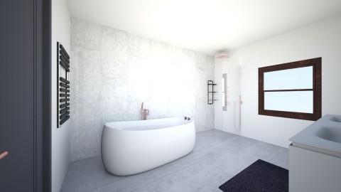 Bathroom - Minimal - Bathroom  - by vancame