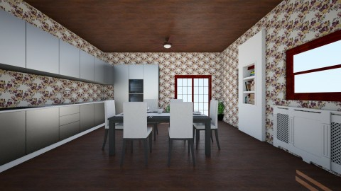 Kieza - Classic - Kitchen  - by Kieza Neto