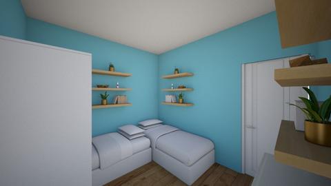 Habita11 - Kids room - by yo1974