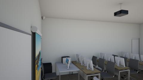 ANSP Salon de Clase - Office  - by hugonelso