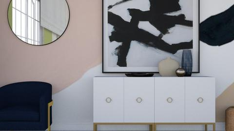 side table styling - Living room - by Ripley86