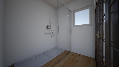 Bedroom to bathroom 2 - by saratevdoska