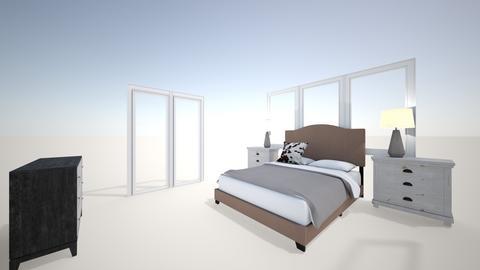 LARA - Bedroom - by katiedriggers