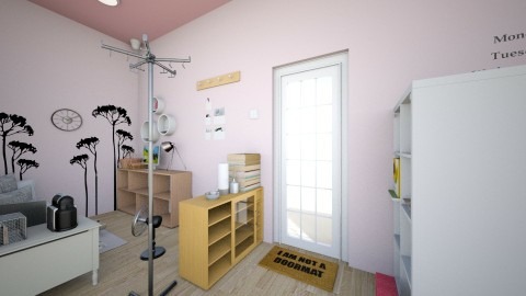room1 - by minkyeongmindykim