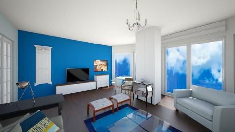 Living10B - Living room - by hala amroussy