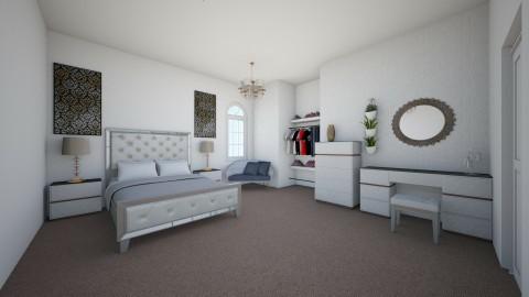 elegant - Bedroom  - by chloebear