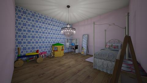 playroom - Classic - Kids room - by elizabethwatt16