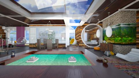 God bless Maldivies  - Modern - Living room  - by Ida Dzanovic