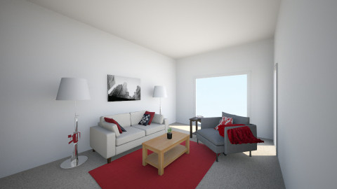 LivingRoom2 - Living room  - by psundaresh