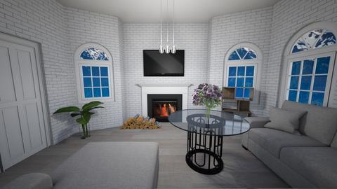 MyFirstContest XenaChico - Living room  - by XenaChico