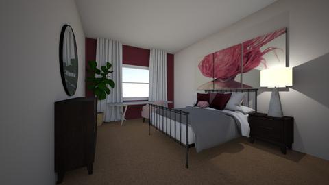 Lay New Room - Bedroom  - by aida_mehnert