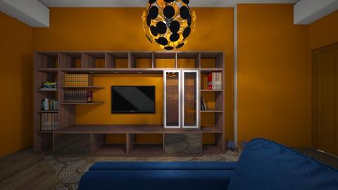 l1 - Living room - by mohamed555