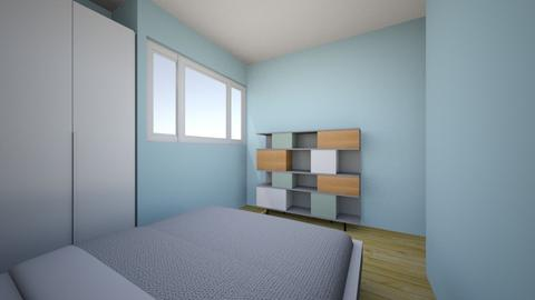 Anusha - Modern - Bedroom - by Atul_Misra