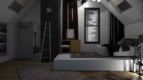 Bedroom One - Bedroom - by aq123