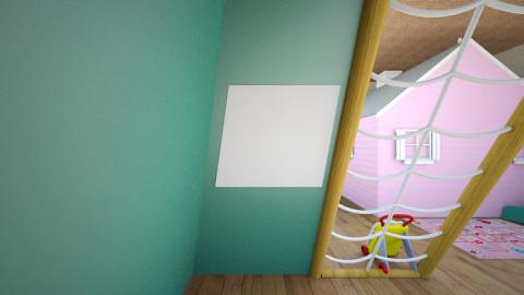 ghita room - Minimal - Kids room  - by Hiba Bouchichi