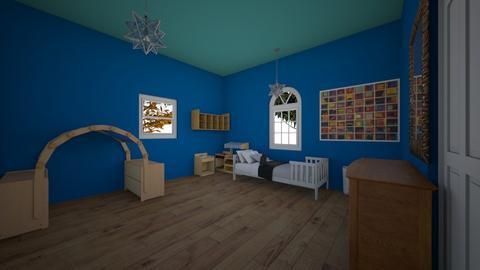 toddler - Kids room  - by Amitsynskyy