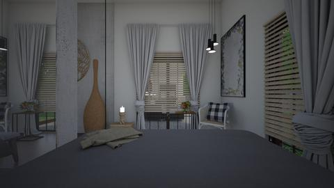 Bedroom2 - Bedroom  - by lovasemoke